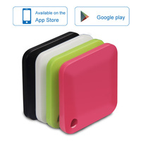Colorful Tiny Size Electronic gps bluetooth anti-lost key finder