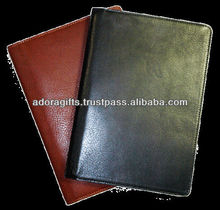 promotional planner journal notebook / best leather business weekly planner / cheap student planners