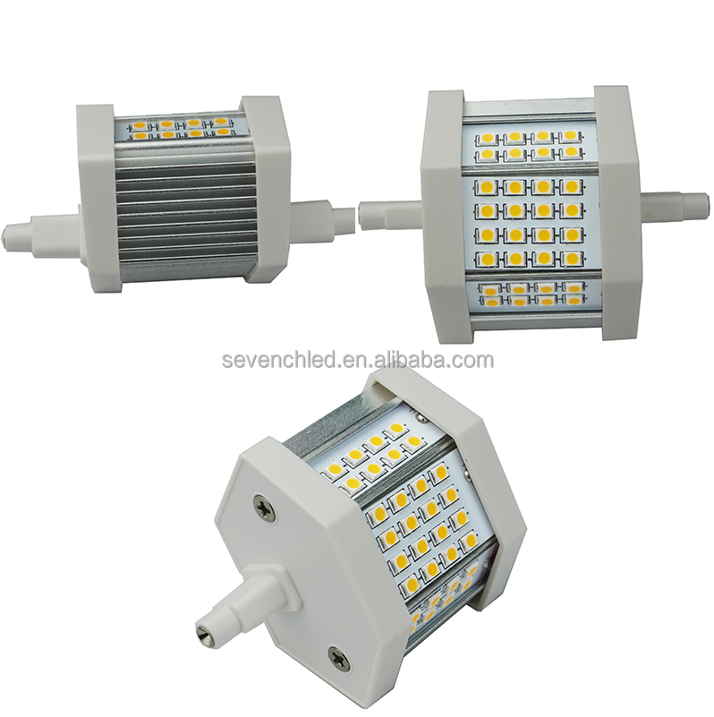 Factory design corn ledR7S <strong>bulbs</strong> products Retrofit LED <strong>bulb</strong> 360 degree r7s LED <strong>light</strong> 78mm
