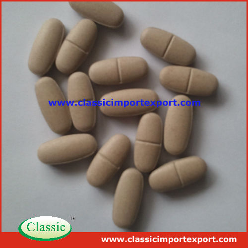 Lutein tablet 20mg oem