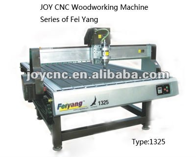 Joy CNC woodworking engraving machine with DSP processor