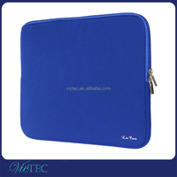 Fashion 15.6 neoprene laptop sleeve wholesale for Macbook Lenovo Asus