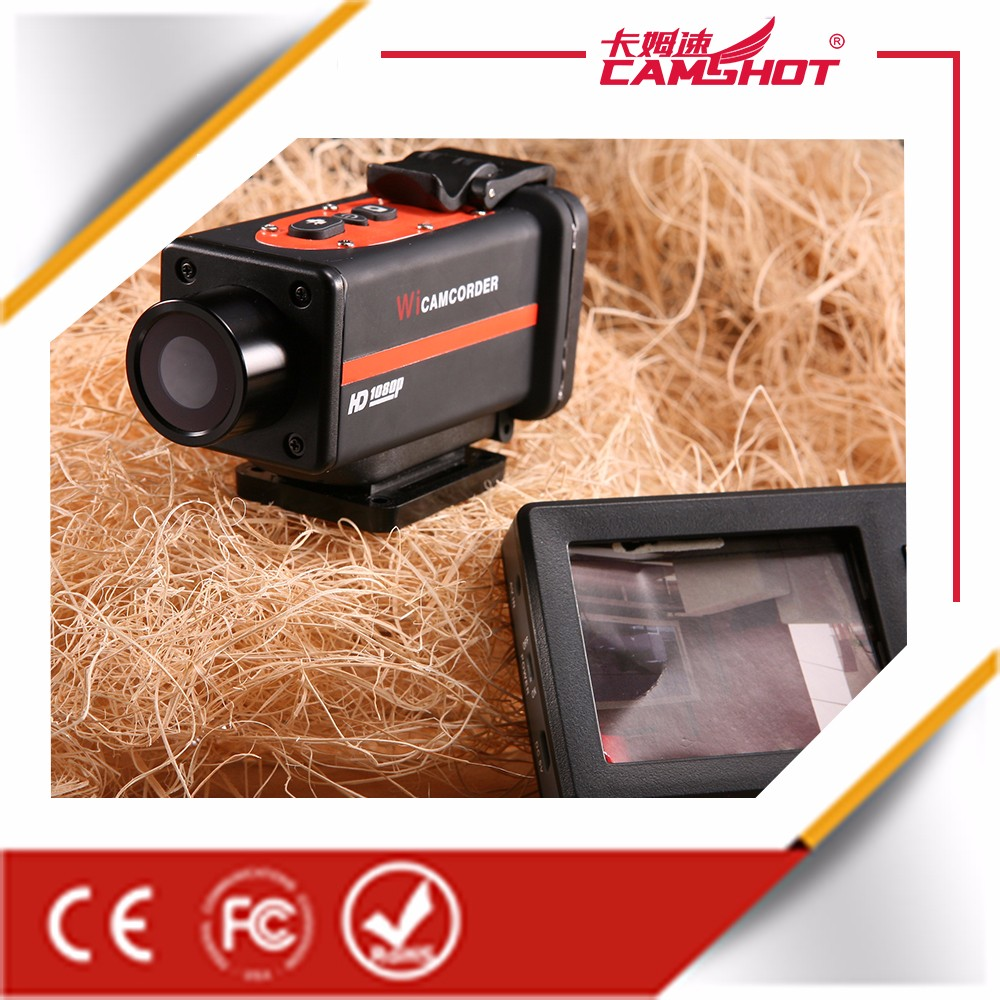 Camshot Manufacturer sport camera full hd 1080p sports camera Action Camera GPS B81