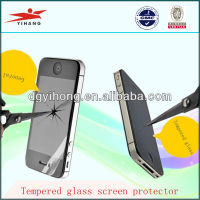 2013 New Hot Product Tempered Glass Screen Protector For Iphone 4,4s,Ip 5