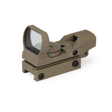 wholesale gun and weapon accessories airsoft red dot sight in China