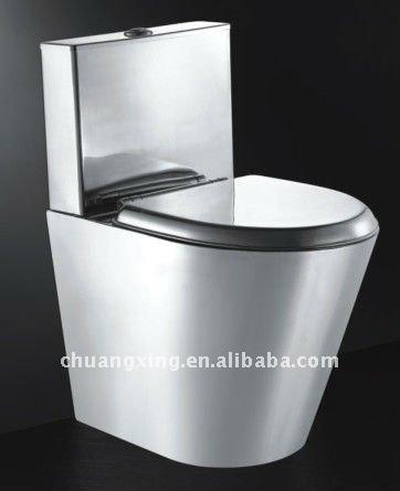 edelstahl wc sch ssel zweiteilige toilette toilette produkt id 207055219. Black Bedroom Furniture Sets. Home Design Ideas