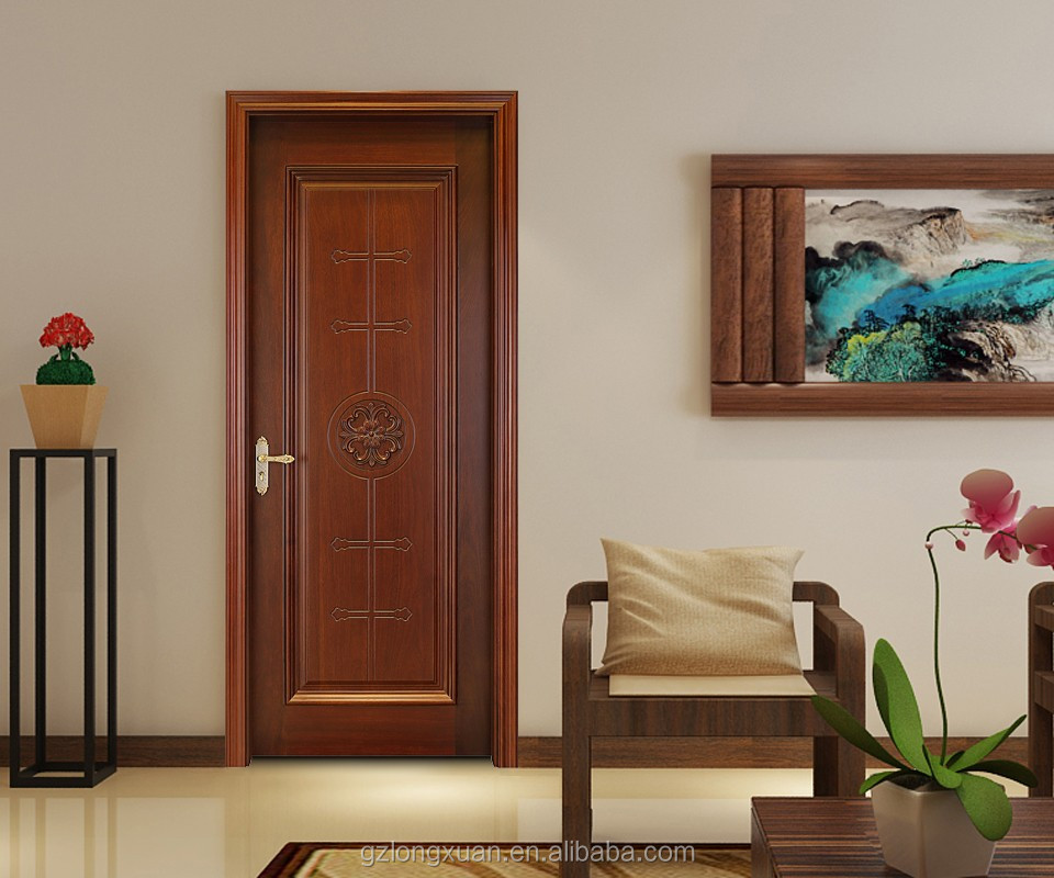 Latest Design Apartment Wooden Fire Rated Interior Doors