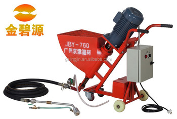 cement/mortar grouting/spraying pump supplying in Guangzhou