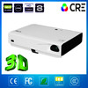 Newest Cre X3000 3d laser beamer dlp projector best selling products in america