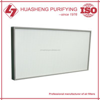 Huasheng HEPA Air Filter Pleated Filter