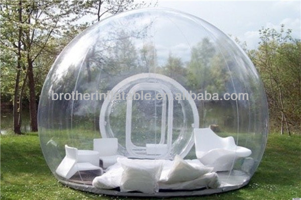 Outdoor exhibition event inflatable bubble <strong>tent</strong>
