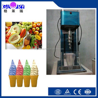 2015 New concept features new ideas real fruit ice cream machine/fruit ice cream mixer with competitive price