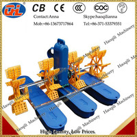 FOUR-IMPELLER 2HP PADDLE WHEEL AERATOR