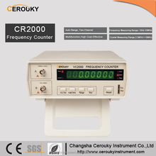 Portable digital function generator frequency counter meter price 2000