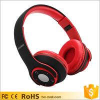 Shenzhen Wireless Bluetooth Headset Headphones with Microphone Support FM Radio