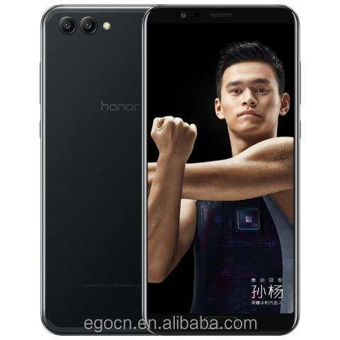 "Huawei Honor V10 View 10 4G LTE Mobile <strong>Phone</strong> Kirin 970 <strong>Android</strong> 8.0 5.99"" FHD 2160*1080 4GB RAM 64GB ROM Fingerprint NFC"