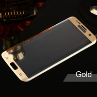 Itop Hot sale Curved Mobile phone tempered glass screen protector for Samsung S7 edge