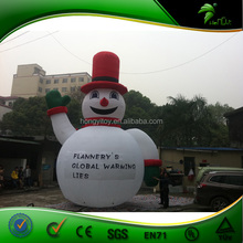 Fantastic Inflatable Snowman, Christmas Inflatable Snowman, Outdoor Inflatable Snowman