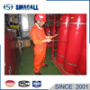 Portable NOVEC liquid level indicator tank level detector to detect fire extinguisher in cylinder for shipboard