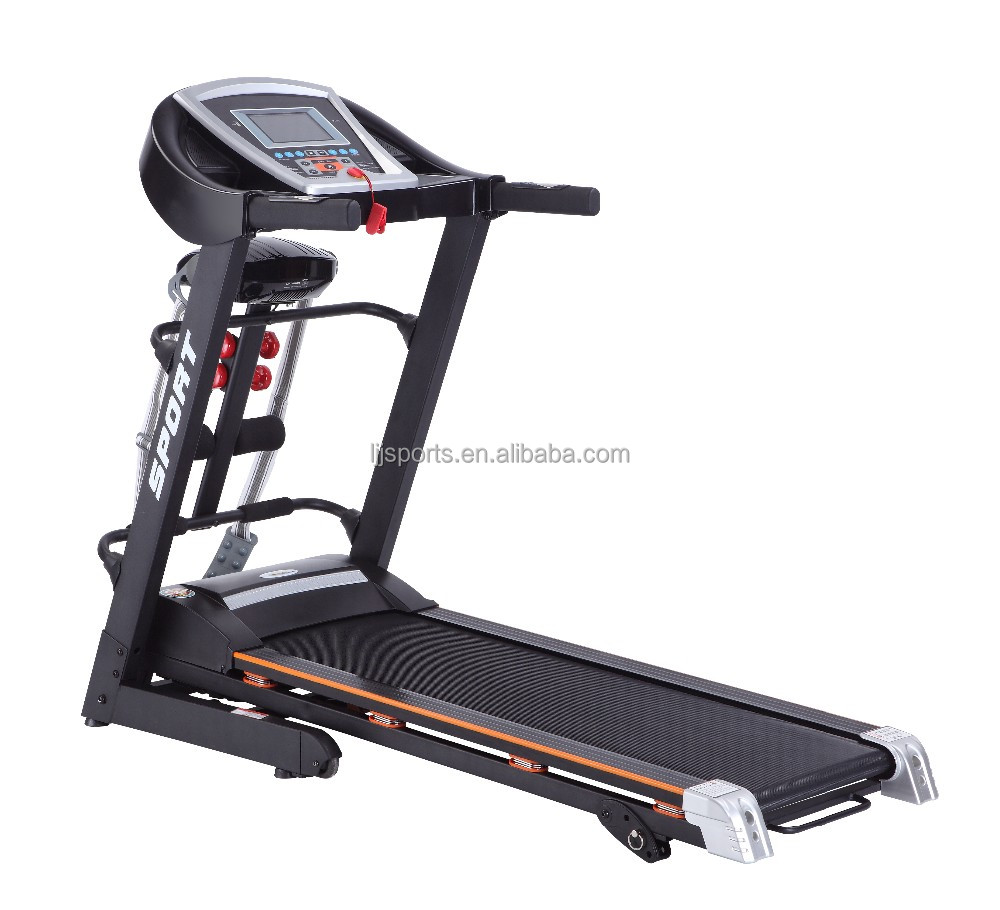 name of exercise machine treadmill for home use with massage