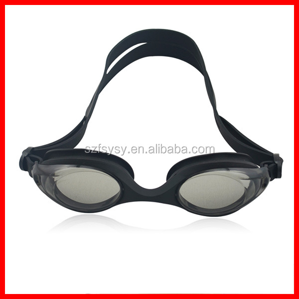 2017 Strong Impact Resistance And Funny Conjoined Style Swimming Goggles