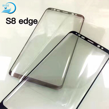 Hot Product 3D Curved Best Tempered Glass Screen Protector S8 Edge