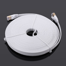 Promotion Network Cable Lan Cable Cat6 Flat Cable 1m 2m 5m AMP Cat6 Patch Cord