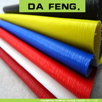 Factory direct PVC luggage leather car upholstery leather sofas motorcycle seat leather leather belt certificates