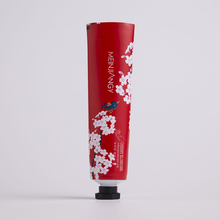 Beautiful Cherry Blossom Hand Gel Unsealed ABL Tube Tiny Black Cap 50ml Samples Free Red Tube