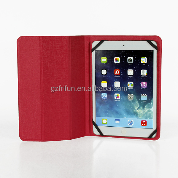 new design high quality pc back cover for ipad ,customize 7-8 inch leather tablet case ,cheap tablet cover