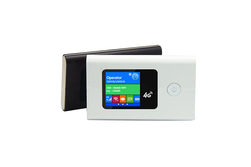 4G LTE wireless router Wi-Fi hotspot