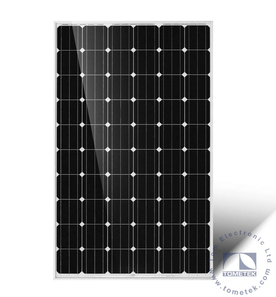 270W Mono solar PV module for Photovoltaic solar energy for Photovoltaic power plant with UL/TUV/SONCAP