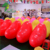 PVC Inflatable Giant Heart with Full Ccolour Printing