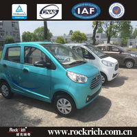 China best price low speed 4 seats city car electric