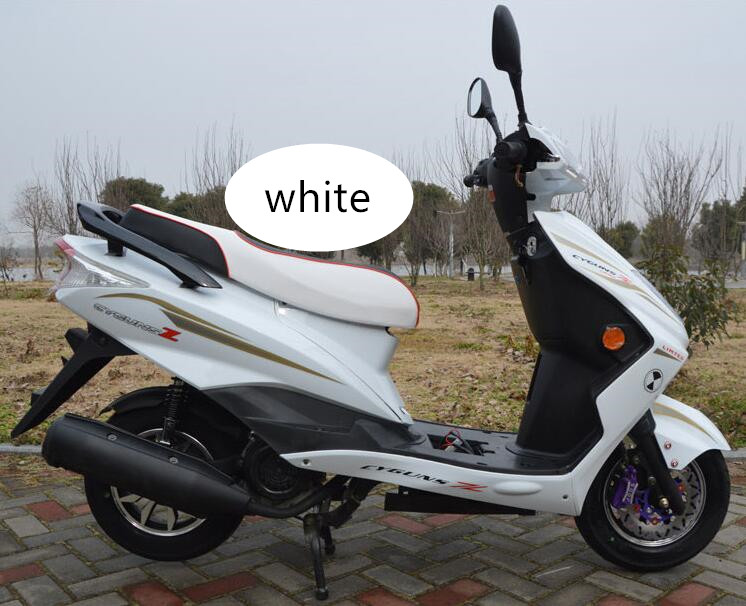 125 cc low exhaust emission new style scooter motorcycle