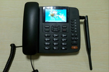 4G LTE GSM FIXED WIRELESS DESKTOP PHONE WITH WIFI /1 SIM CARD