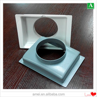 Shenzhen supply ABS vacuum forming thick plastic sheet cover