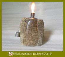 decorative small oil lamp