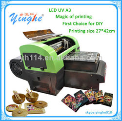 2014 Best Selling A3 UV Cardboard Printer with a Competitive Price