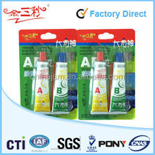 Epoxy AB Glue for Stainless Steel