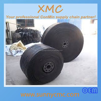 Electric motor conveyor belt, stone crushing plant stone belt conveyor