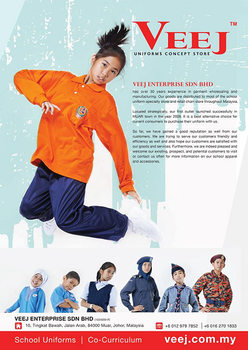 PAKAIAN SERAGAM SEKOLAH (BACK TO SCHOOL PROMO) SCHOOL UNIFORMS & ACCESSORIES MANUFACTURER AND WHOLESALE`