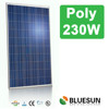 Bluesun top quality best price per watt China factory poly 230w pv solar panel