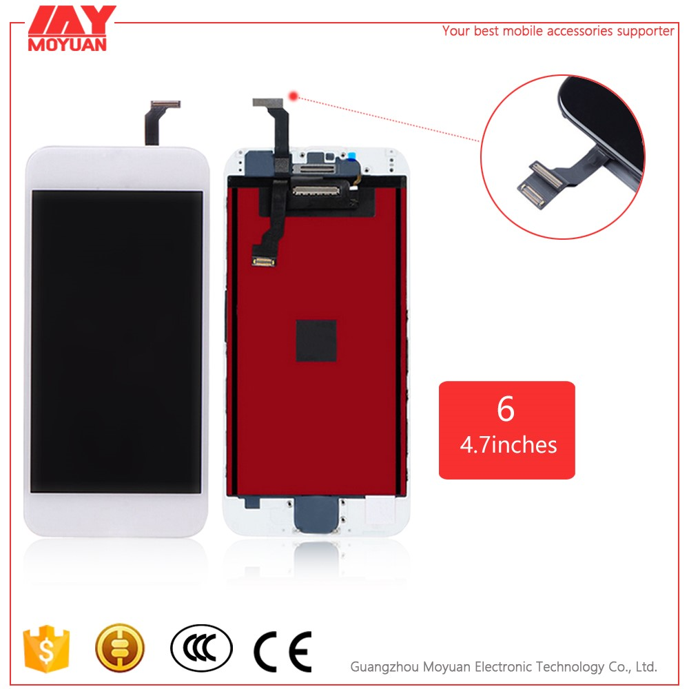 alibaba express hot for iphone 6 lcd , for iphone 6 display, for iphone 6 receplacement
