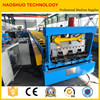Automatic metal steel floor deck roll forming machine,production line