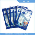 Plastic Packaging Pouch Customized Details