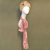 New design Wall mounted mannequin head for hat and scarf and wig display