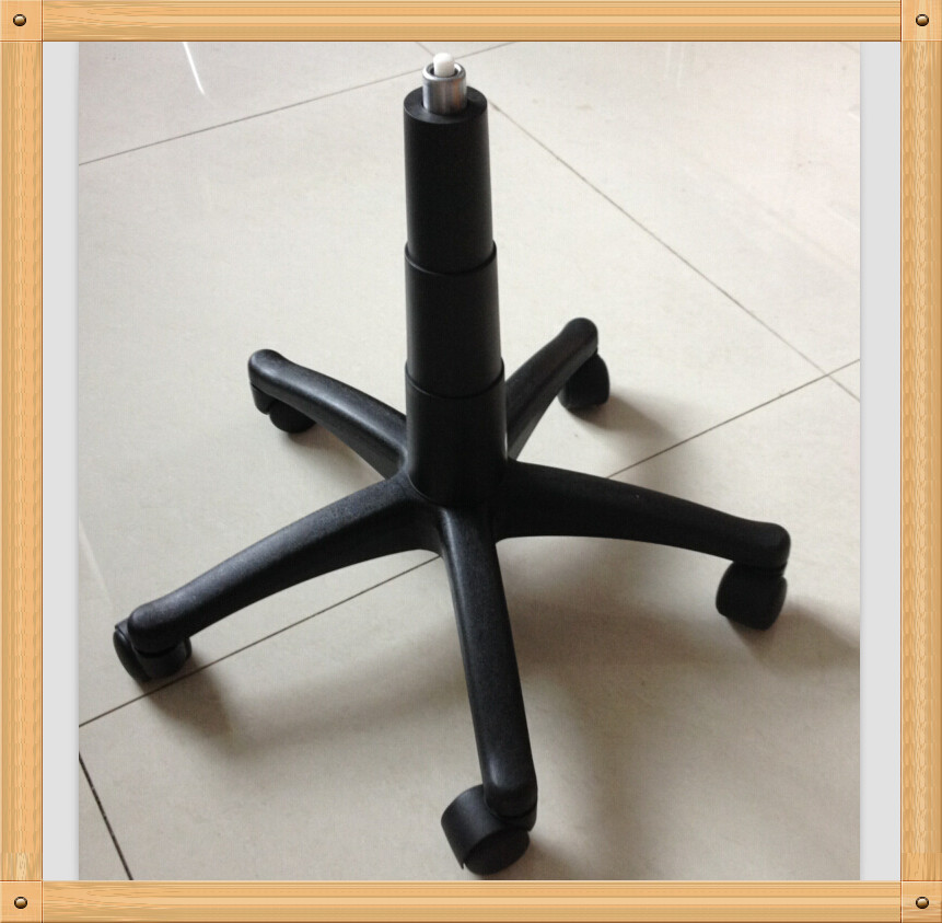 Bw fice Chair Spare Parts Plastic Legs Nylon 5 star
