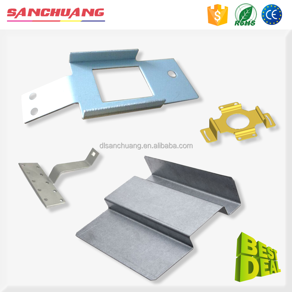 Professional Zinc Sheet Metal Die Stamping Process Sheet Metal Roofing Manufacturer