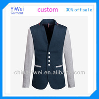 Good quality four buttons fancy blazer